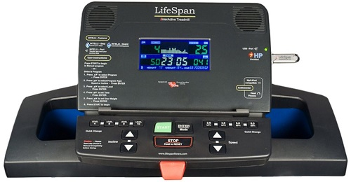 lifespan treadmill