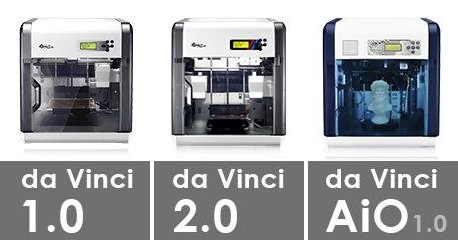 davinci printer comparison