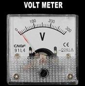 duromax volt meter
