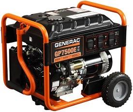 generac gp7500e