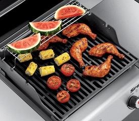 weber E210 spirit grill grates